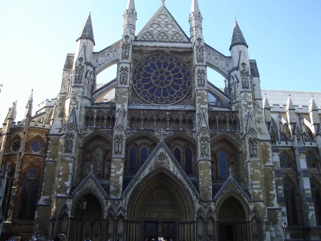 A Abadia de Westminster. Foto: Marcelle Ribeiro