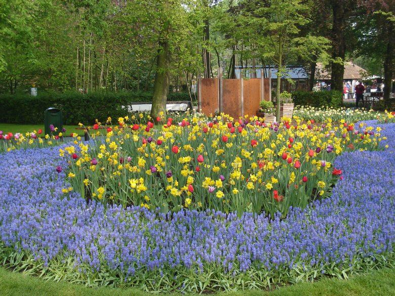 jardins do Keukenhof