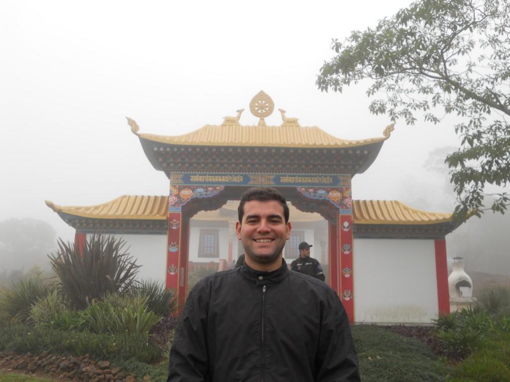Gui na Terra Pura de Guru Rinpoche. Foto: Marcelle Ribeiro