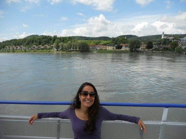 barco rio danubio vale do wachau