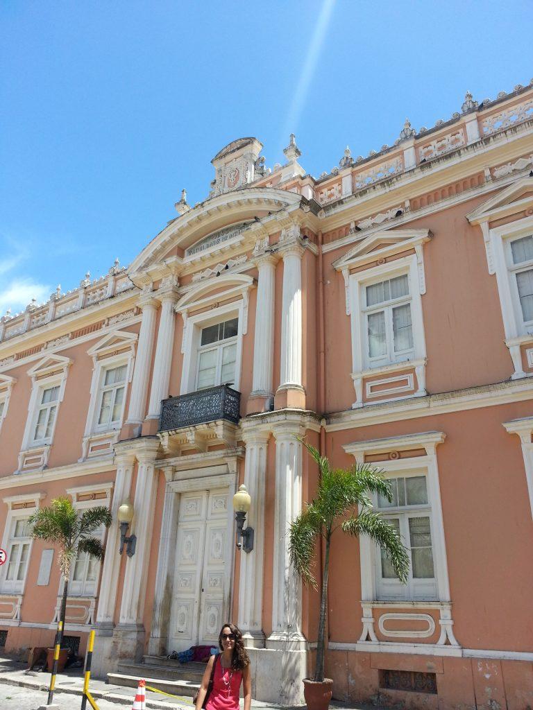 Antigo prédio da faculdade de Medicina da Bahia. Foto: Guilherme Calil