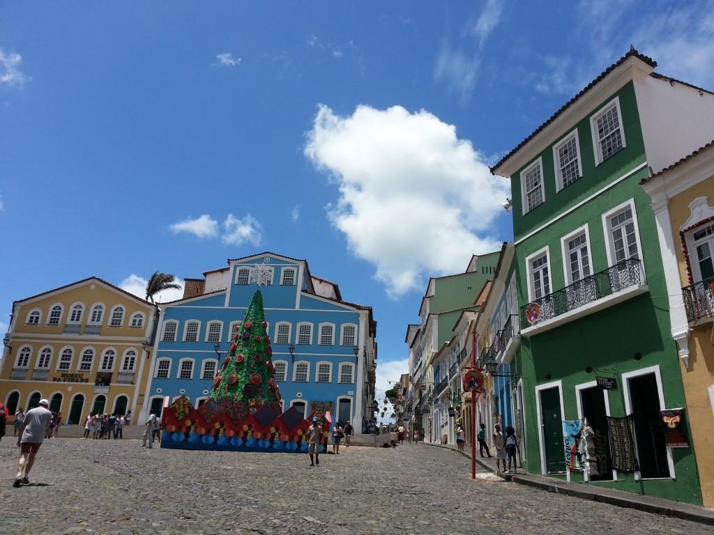 Pelourinho. Foto: Marcelle Ribeiro