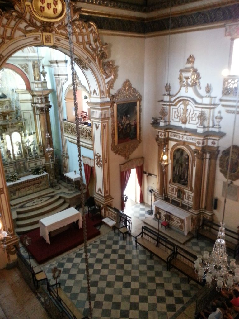 Igreja de São Francisco, no Pelourinho. Foto: Marcelle Ribeiro