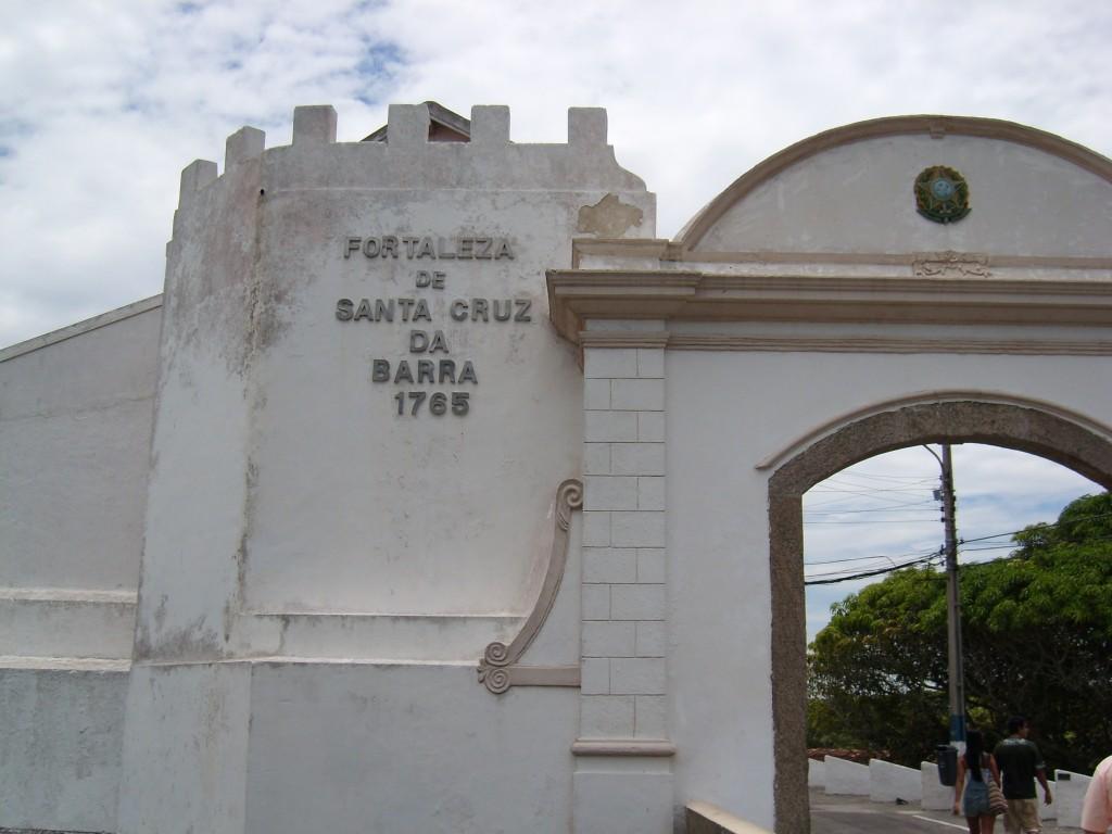 Fortaleza de Santa Cruz, em Niterói. Foto: Marcelle Ribeiro