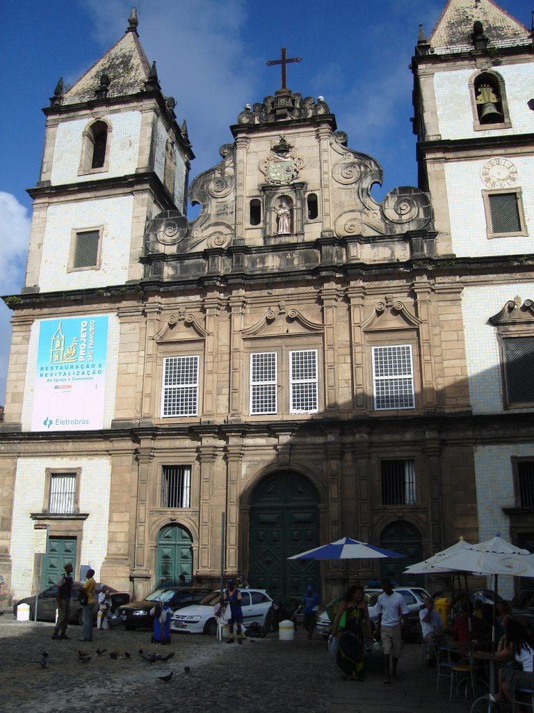 Igreja e Convento de São Francisco. Foto: Guilherme Calil