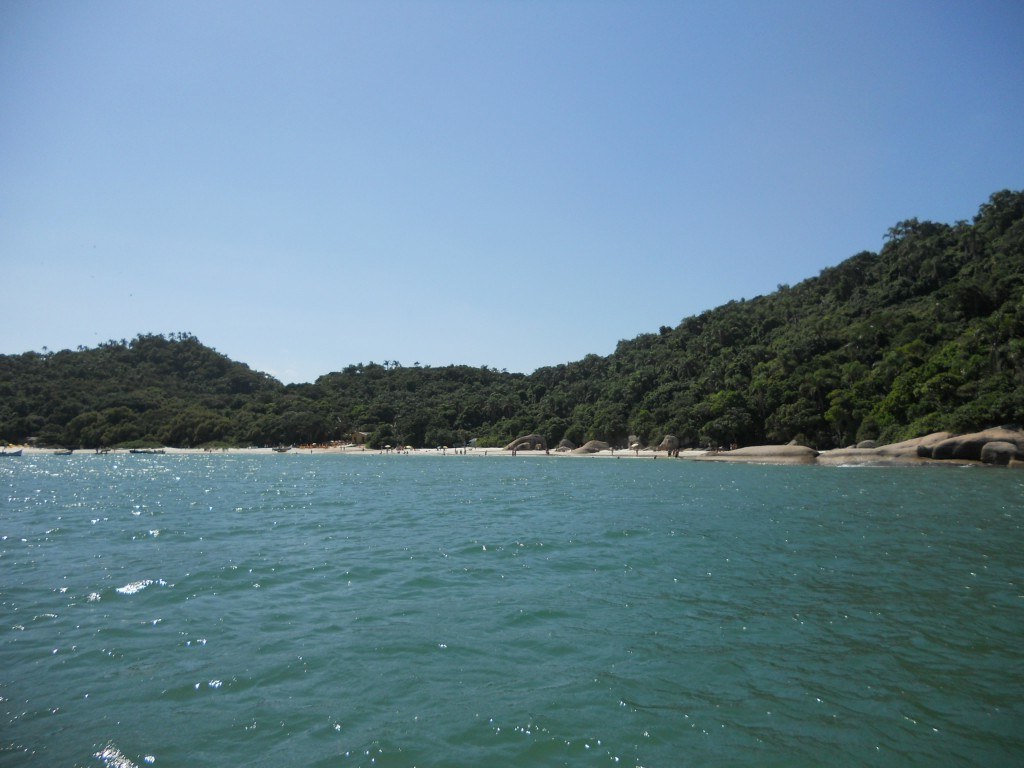 Ilha do Campeche. Foto Marcelle Ribeiro