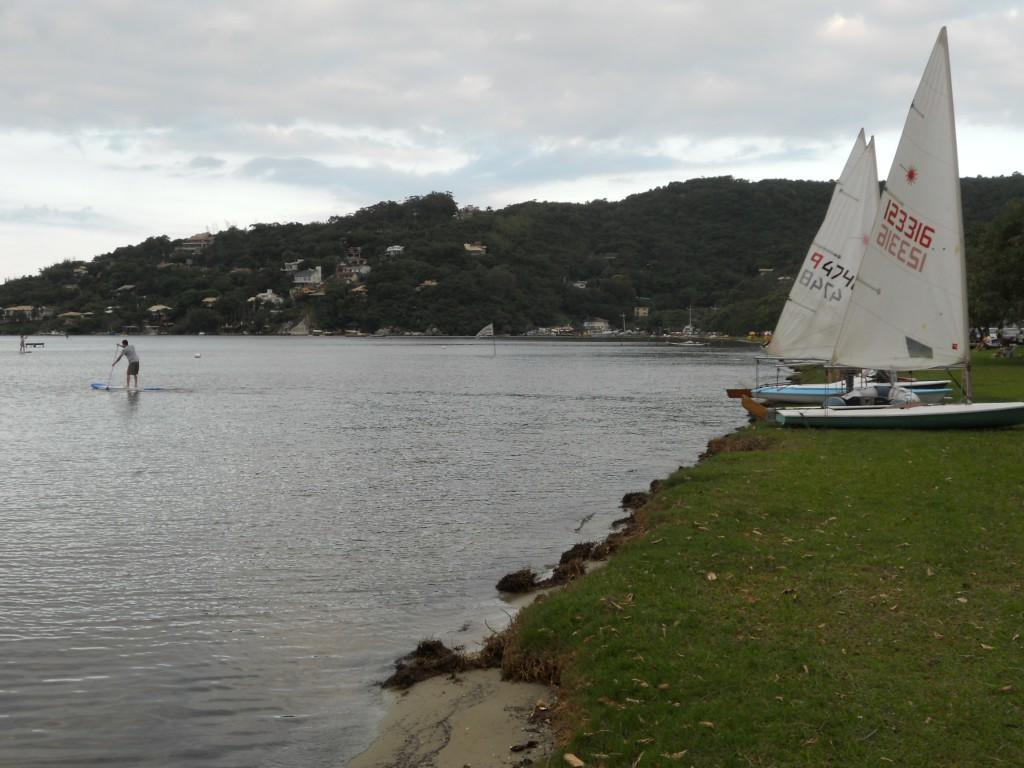 Lagoa da Conceição. Foto: Marcelle Ribeiro