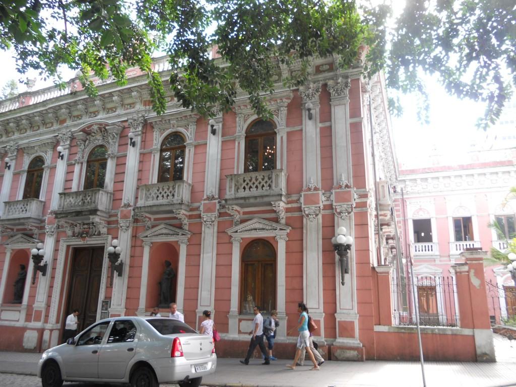 Museu Histórico de Santa Catarina. Foto: Marcelle Ribeiro