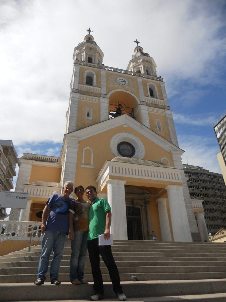 Catedral Metropolitana de Florianópolis. Foto: Marcelle Ribeiro