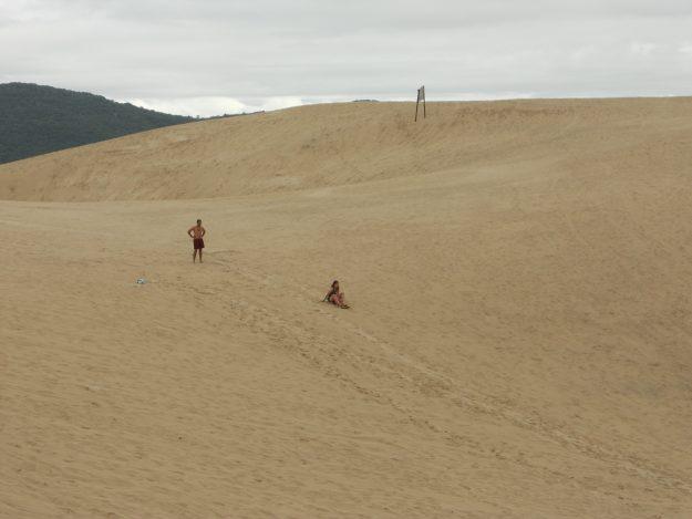 Dunas Praia da Joaquina
