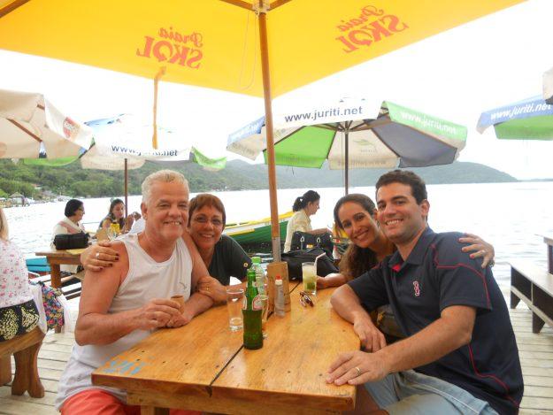 restaurante cachoeira costa da lagoa