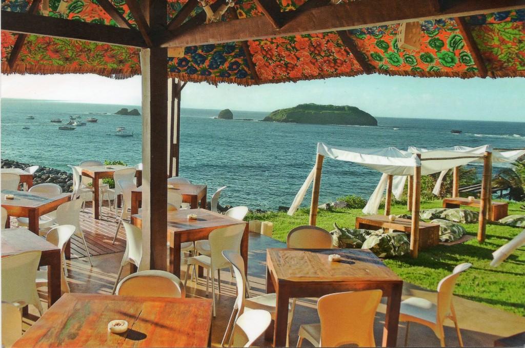 Restaurante Mergulhão. Foto: Divulgação