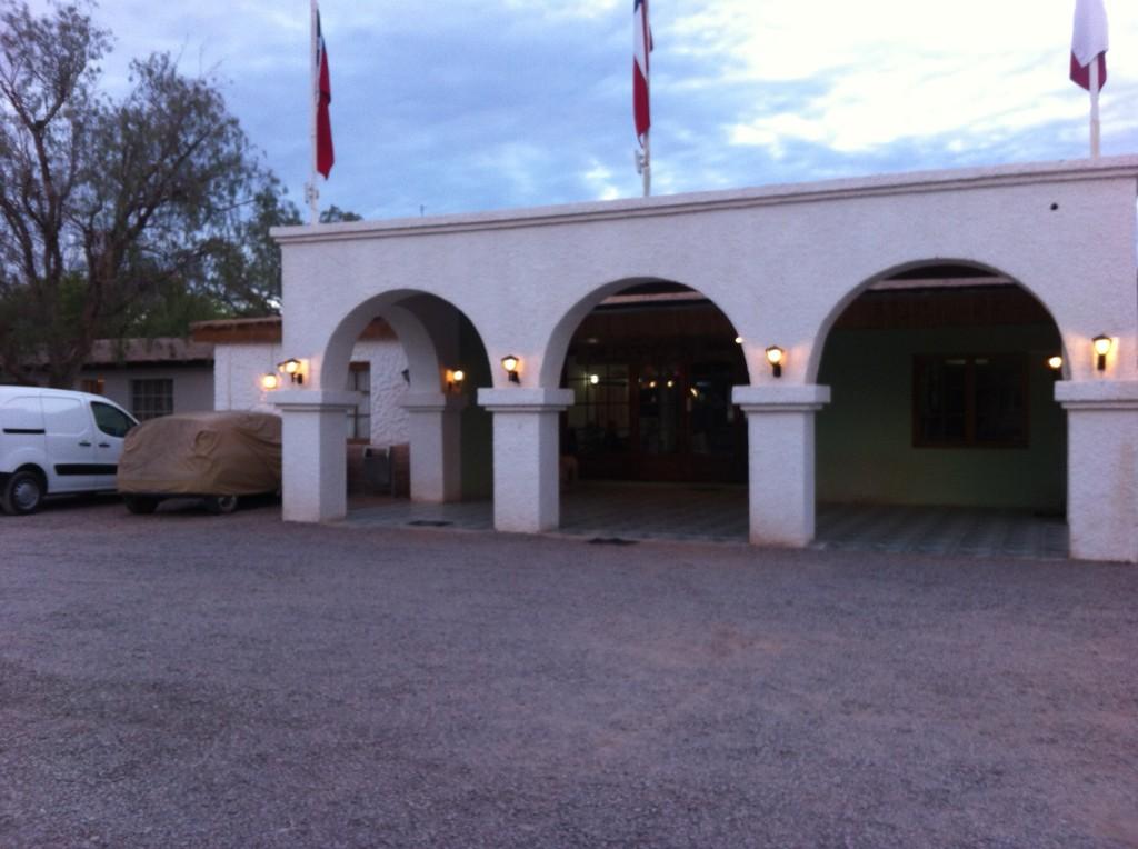 Hotel San Pedro de Atacama. Foto: Adelia Ribeiro