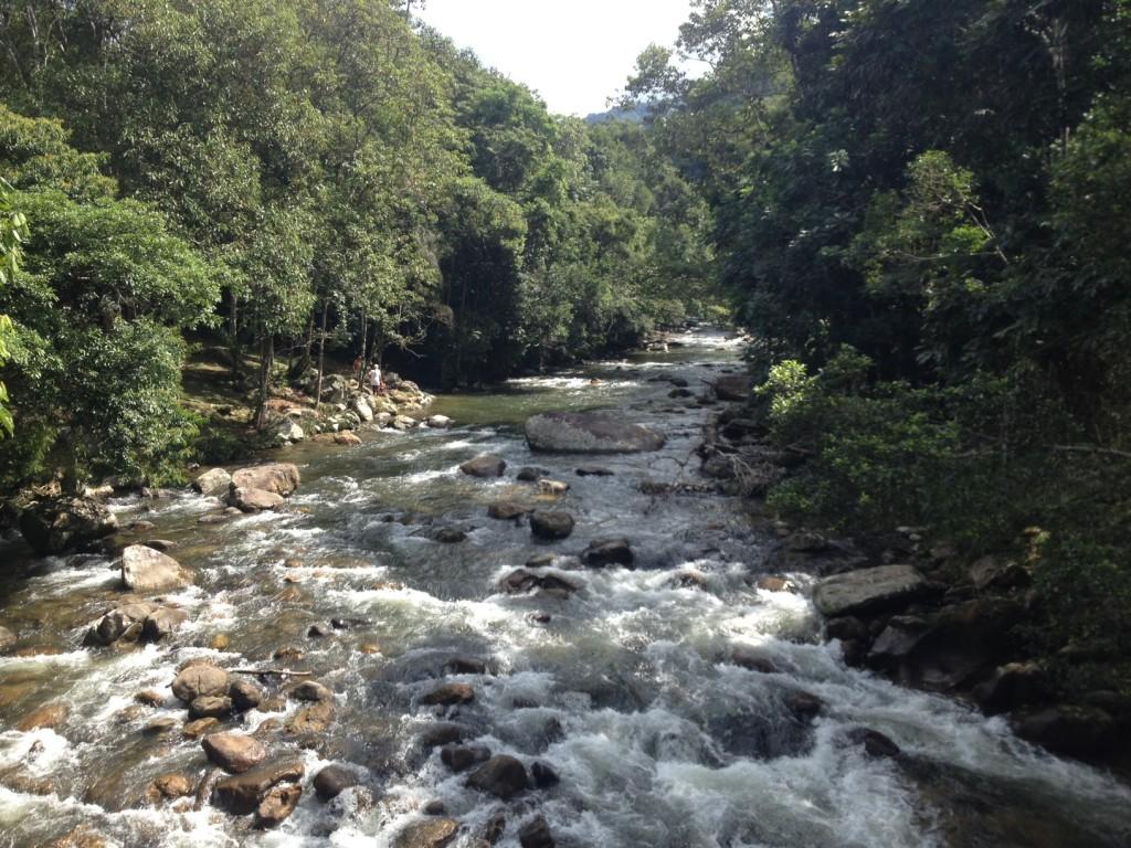 O Encontro dos Rios. Foto: Marcelle Ribeiro