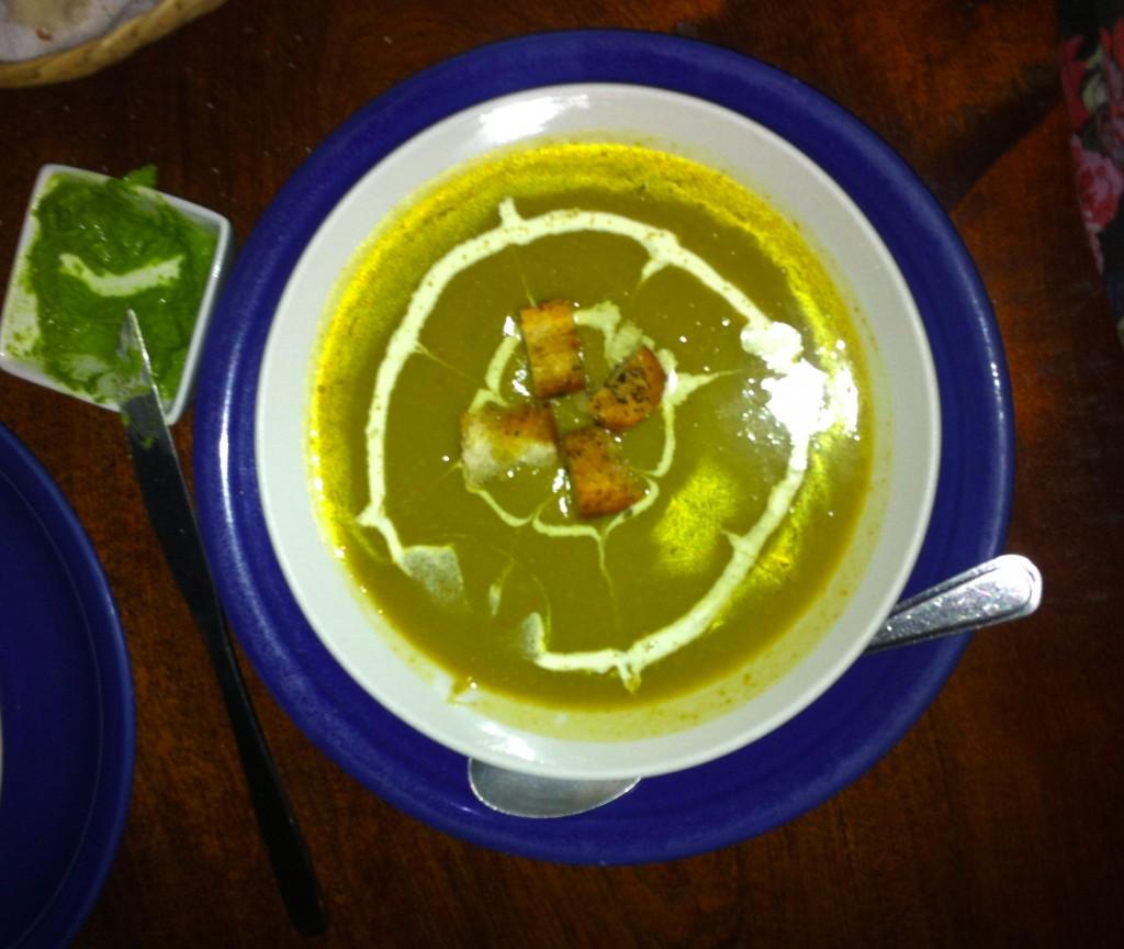 Sopa do Tierra, Todo Natural. Foto: Adelia Ribeiro