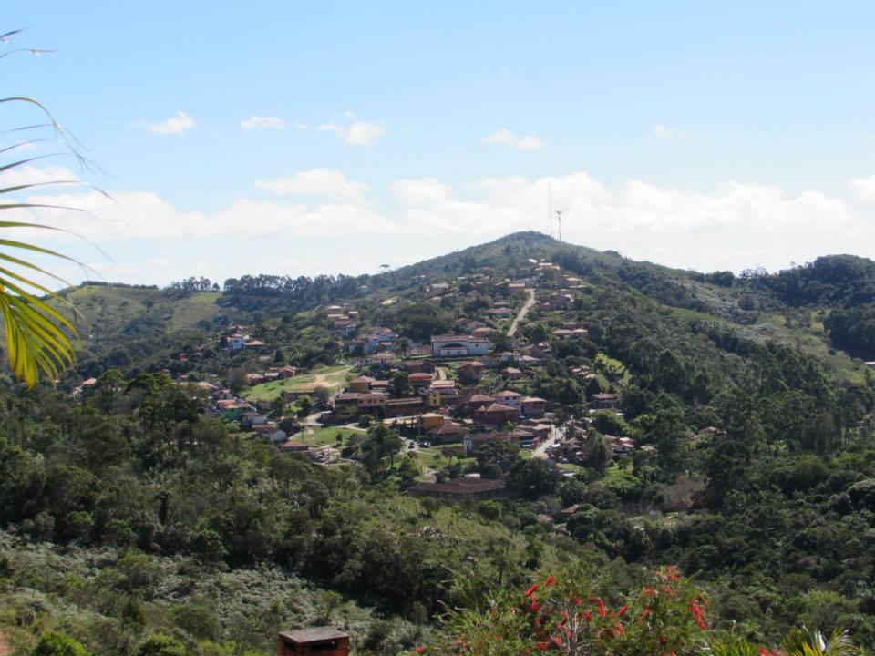 A vila de Ibitipoca. Foto: Lygia Freitas.