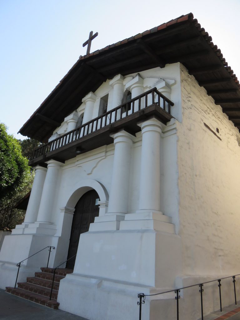 Mission Dolores. Foto: Marcelle Ribeiro