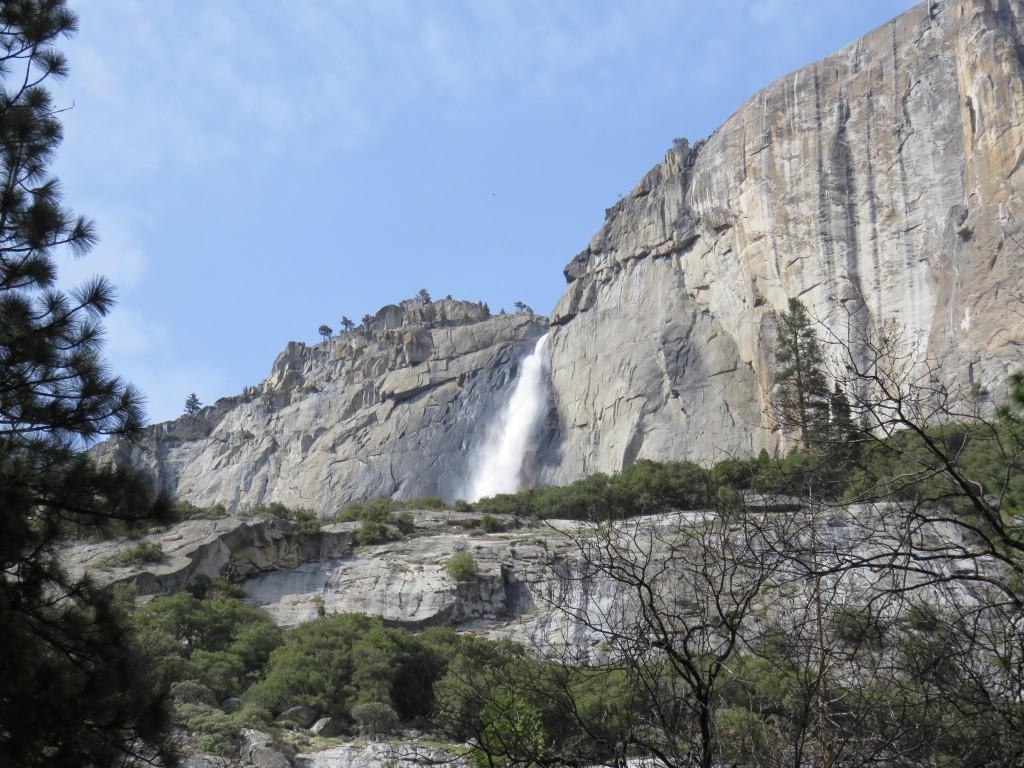 Upper Yosemite Fall. Foto: Marcelle Ribeiro
