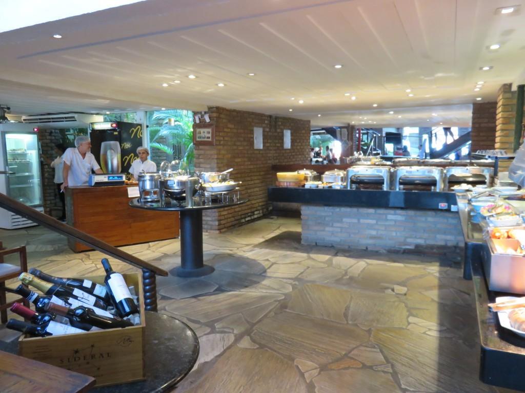 Restaurante Buzin, em Búzios. Foto: Marcelle Ribeiro