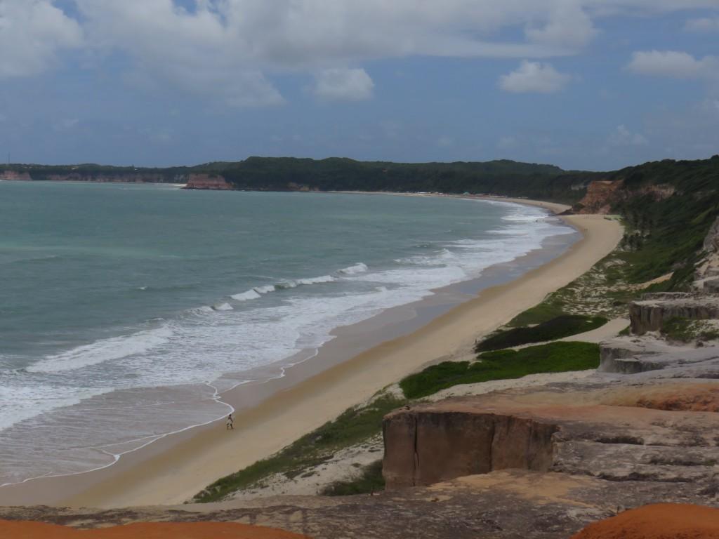 Praia de Cacimbinhas.  Foto: Marcelle Ribeiro.