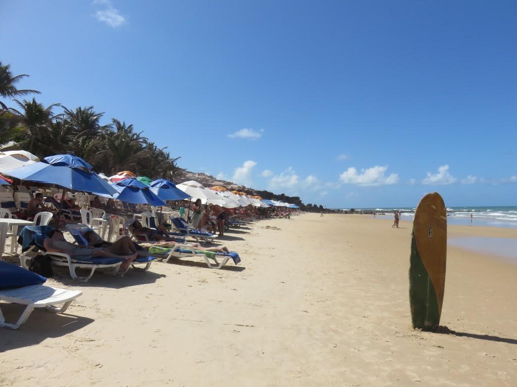 Praia do Amor, em Pipa. Foto: Marcelle Ribeiro