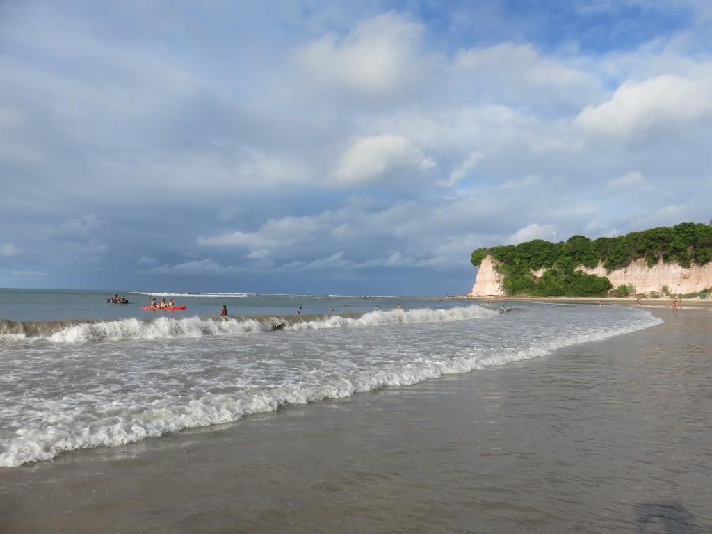 Praia do Curral (ou Baía dos Golfinhos). Foto: Marcelle Ribeiro.