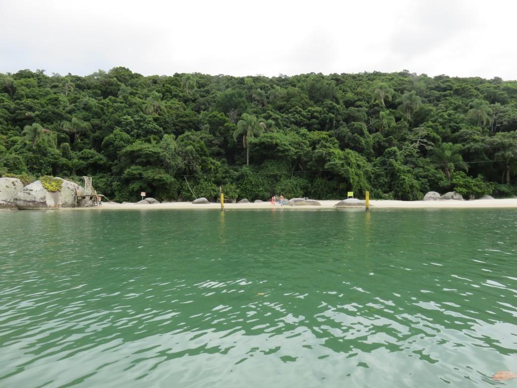 Ilha de Porto Belo. Foto: Marcelle Ribeiro.
