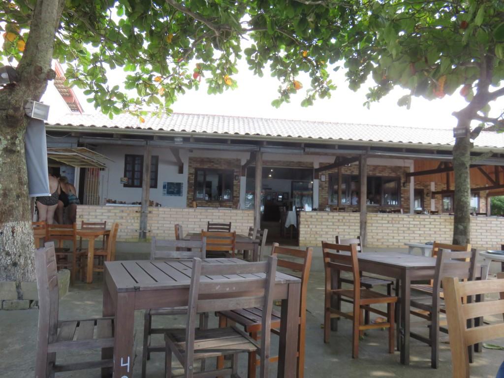 Restaurante Casa da Lagosta, em Bombinhas. Foto: Marcelle Ribeiro.