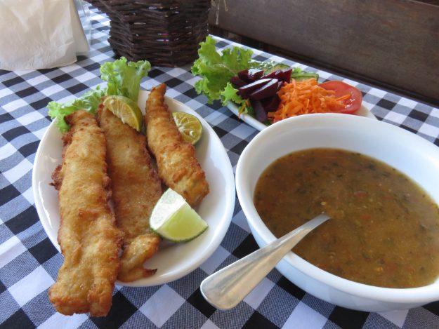 Bar do Arante peixe
