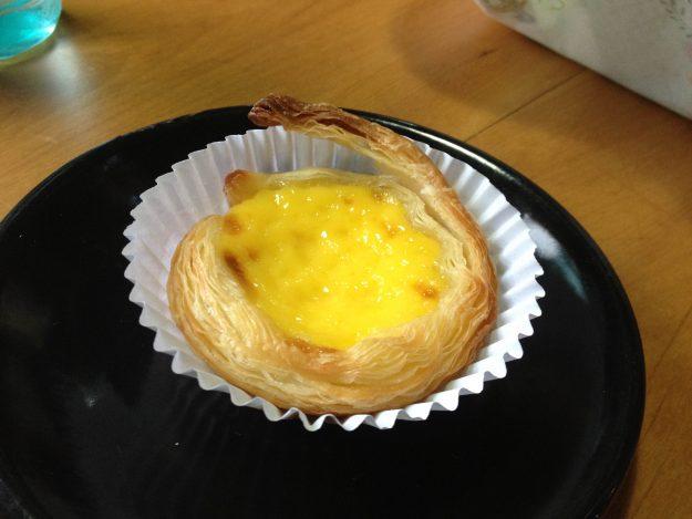 Pastel de Belém Café Tens Tempo