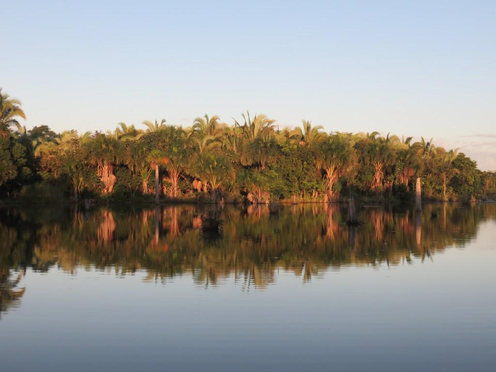 Lagoa das Araras. Foto: Marcelle Ribeiro.