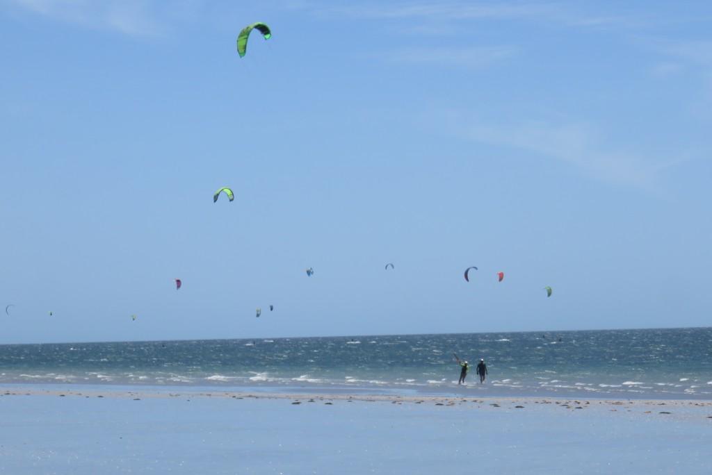 Praia do Preá, em Jericoacoara. Foto: Marcelle Ribeiro.