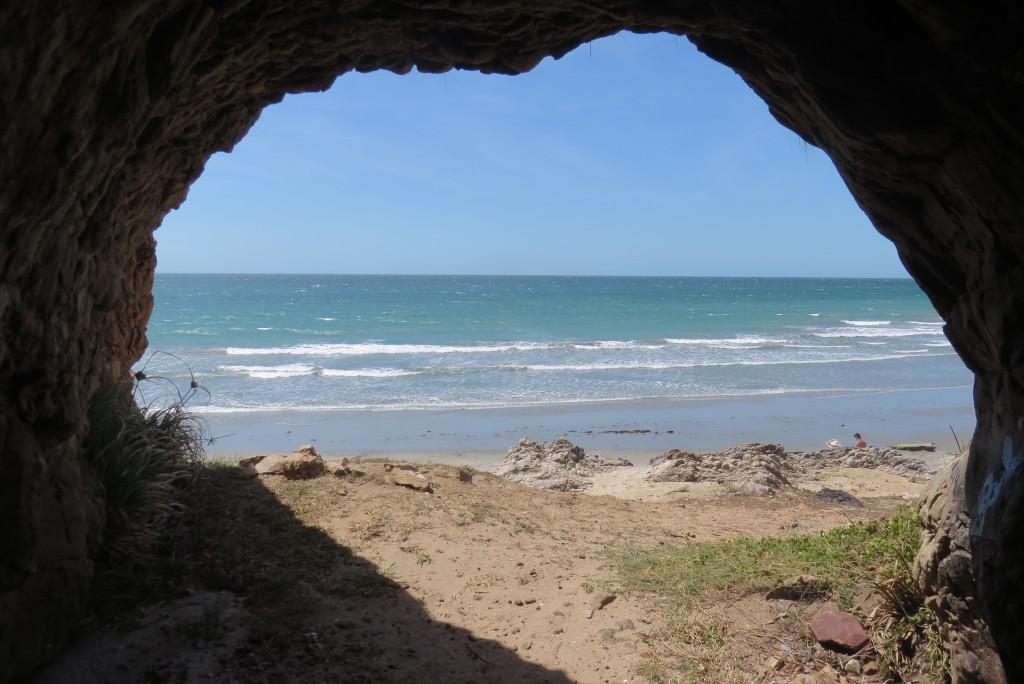Praia da Malhada, em Jericoacoara. Foto: Marcelle Ribeiro.