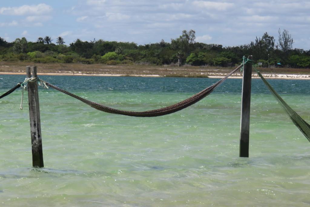 Lagoa do Paraíso, em Jericoacoara. Foto: Marcelle Ribeiro.