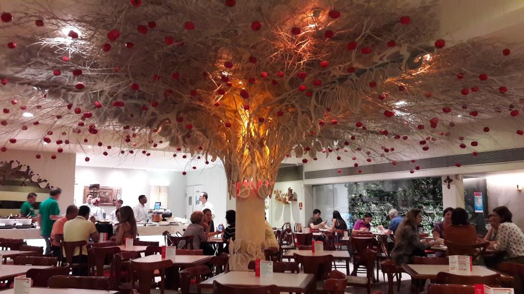 Restaurante Chica Pitanga, em Recife. Foto: Marcelle Ribeiro.