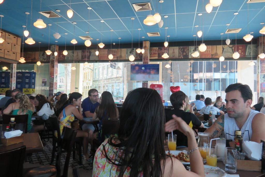 Bar Seu Boteco, em Recife. Foto: Marcelle Ribeiro.