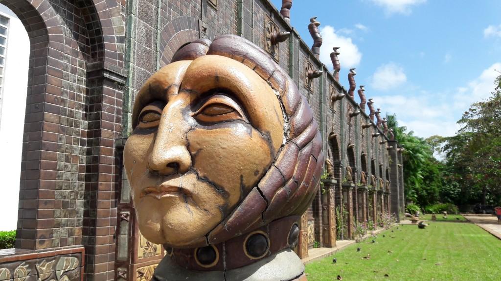 Oficina de cerâmica Francisco Brennand. Foto: Marcelle Ribeiro.