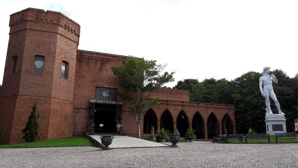 Instituto Ricardo Brennand. Foto: Marcelle Ribeiro.