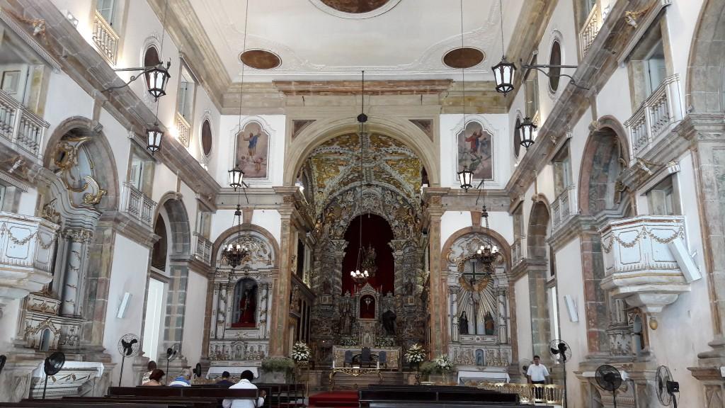 Igreja Madre de Deus, no Recife Antigo. Foto: Marcelle Ribeiro.