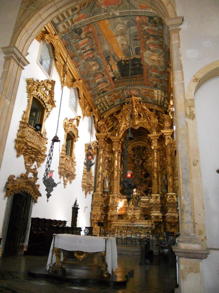 Basília de São Bento, em Olinda. Foto: Marcelle Ribeiro.