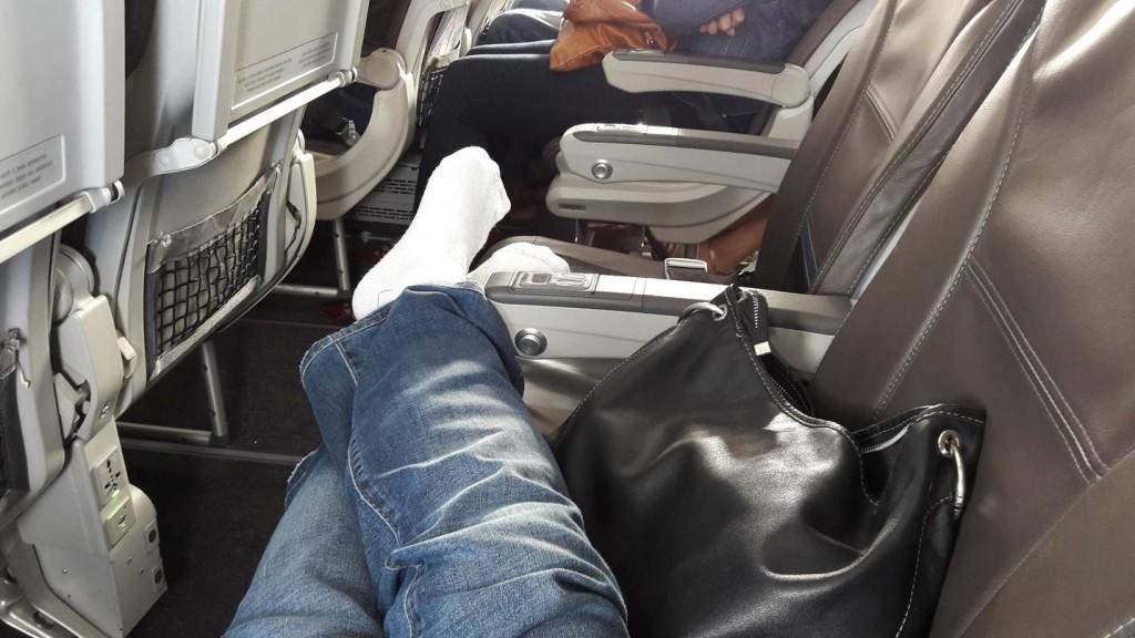assentos vazios em avião (Copy)