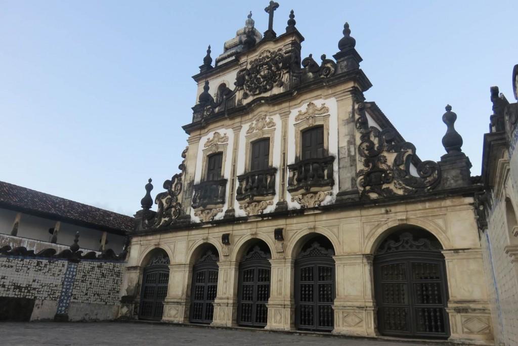 Centro Cultural de São Francisco, em João Pessoa. Foto: Marcelle Ribeiro.