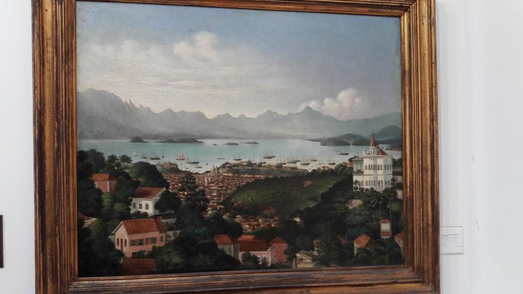 Museu Chácara do Céu, em Santa Teresa. Foto: Marcelle Ribeiro.