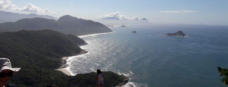 Rio de Janeiro: Praias selvagens e Morro do Telégrafo