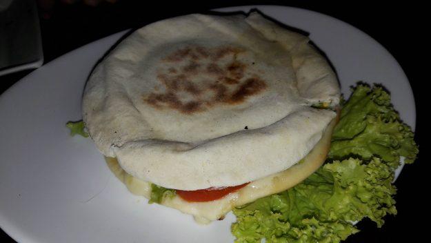Restaurante Ibiza, em Canoa Quebrada.