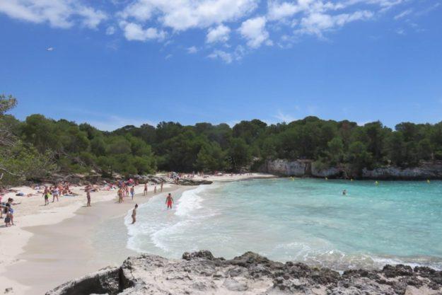 praia de turqueta menorca espanha