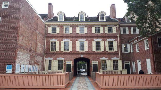 O que fazer na Filadélfia. Benjamin Franklin Museum conta a história do inventor e político americano.