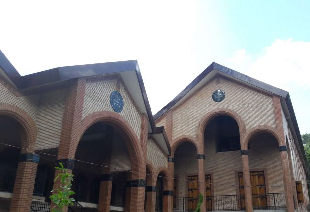 Mosteiro São João campos do jordao