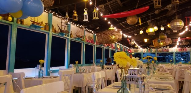 restaurante la regatta san andres