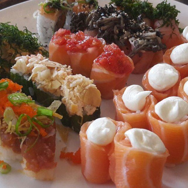 Sushi Comida Japonesa São Paulo